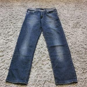VERSACE JEANS COUTURE Medium Wash Jeans